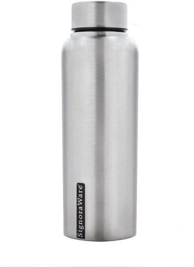 Signoraware 1 l Water Purifier Bottle(Silver)