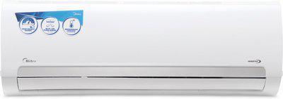Midea 1.5 Ton 3 Star Split Inverter AC - White(18K SANTIS PRO INVERTER(3 STAR) MAI18SP3N8F0, Copper Condenser)