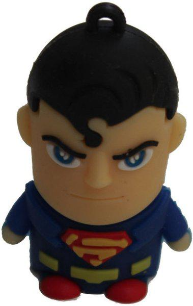 Quace Super Man 8 GB Pen Drive(Multicolor)