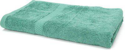 WELHOME Cotton 380 GSM Bath Towel(Light Green)