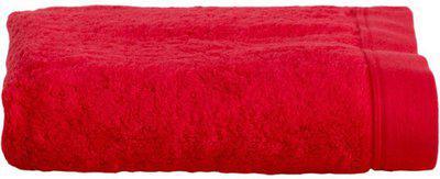 Juvenile Cotton 2400 GSM Bath Towel(Red)