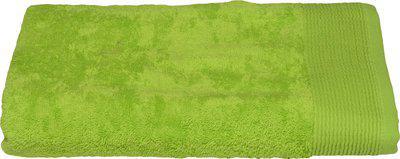 Avira Home Cotton 480 GSM Bath Towel(Green)