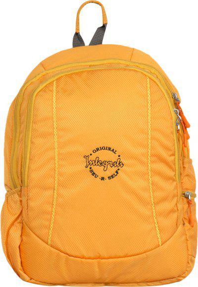 Integriti INTBG-BGPK-1011 30 L Backpack(Yellow)