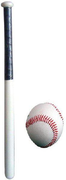 FACTO POWER (MODEL : 1441) WITH 1 BASEBALL Willow Baseball Bat(1 kg)