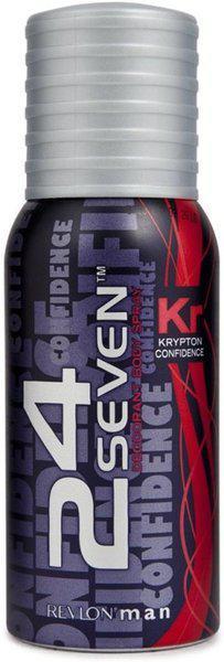 Revlon 24*7 KRYPTON Deodorant Spray - For Men(130 ml)