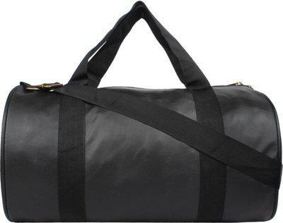 Trend Shoe Pocket Gym Bag(Black)