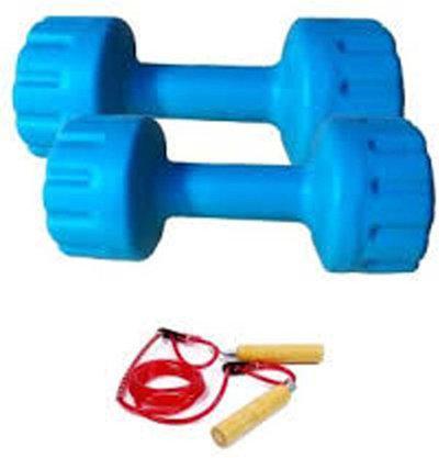 Monika Sports Matrix and Skip Fixed Weight Dumbbell(2 kg)