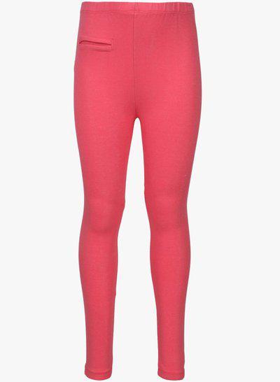 NautiNati Legging For Girls(Pink Pack of 1)