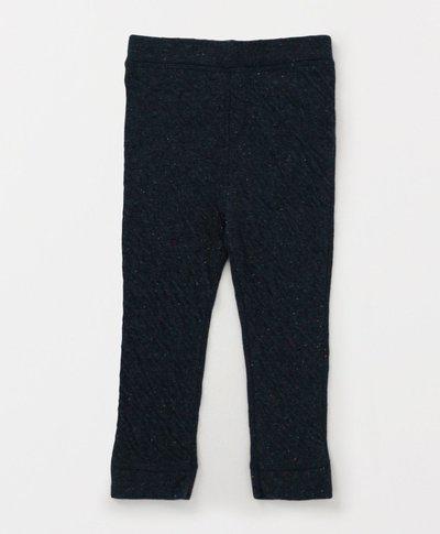 Eimoie Legging For Baby Girls(Dark Blue Pack of 1)