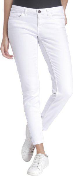 VERO MODA Women's Slim Jeans (1845288004_10178804_Bright White_27)