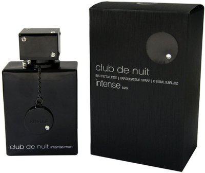 Armaf Club De Nuit Intense 3.6 Oz Eau De Tolette Spray Eau de Parfum - 100 ml(For Men)