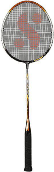 Silver's Micro Green, Grey Strung Badminton Racquet(G3 - 3.5 Inches, 95 g)
