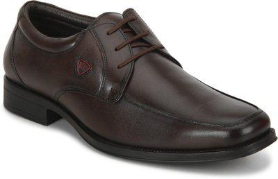 Red Chief RC3524 003 Derby For Men(Brown)
