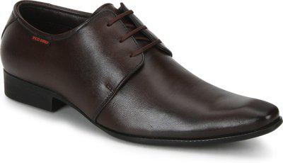 Red Chief RC3532 003 Lace Up For Men(Brown)