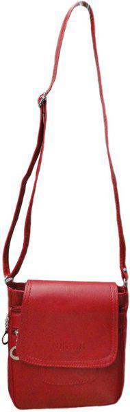 Kreative Bags Red Sling Bag