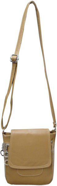 Kreative Bags Khaki Sling Bag