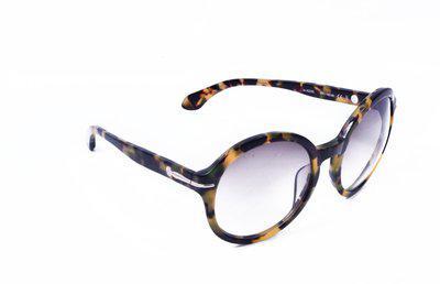 Calvin Klein Round Sunglasses(Clear)