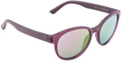 Farenheit Round Sunglasses(Violet)