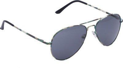 Vast Aviator Sunglasses(Grey)