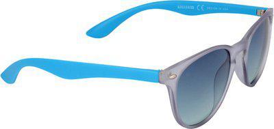 Killer Round Sunglasses(Blue)