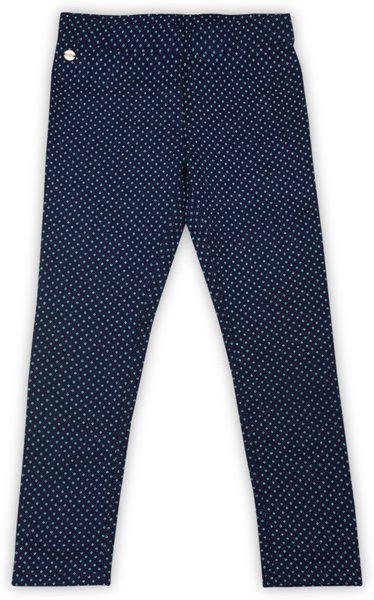 US Polo Kids Slim Fit Women Blue Trousers
