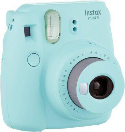 Fujifilm instant cameras mini 9 Instant Camera(Blue)