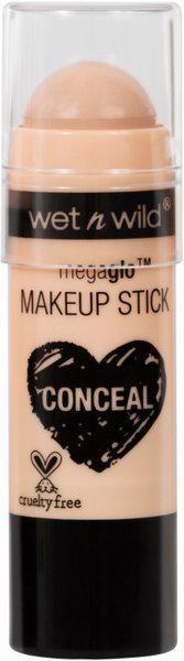 Wet n Wild MegaGlo Makeup Stick Concealer- Concealer(Nude For Thought, 6 g)