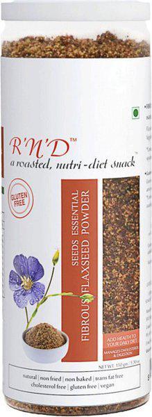 RnD Brown Flax Seeds(150 g)
