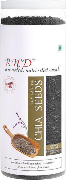 RnD Roasted Chia Seeds plain 125g(125 g)