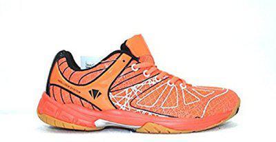 CARLTON Team W20 Badminton Shoes Badminton Shoes For Men(Orange)