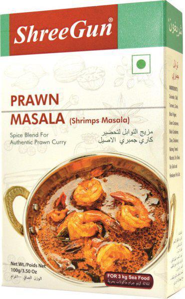 ShreeGun PRAWN MASALA 100g(100 g)