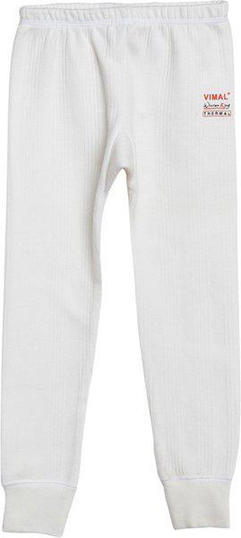 Vimal Jonney Pyjama For Girls(White, Pack of 1)