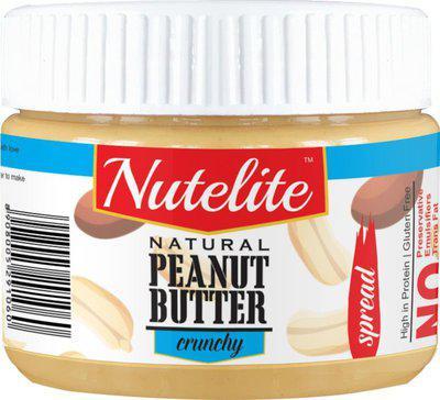Nutelite Peanut Butter (Spread) Crunchy 340g 340 g