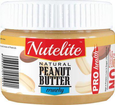 Nutelite Peanut Butter (Pro Health) Crunchy 340g 340 g