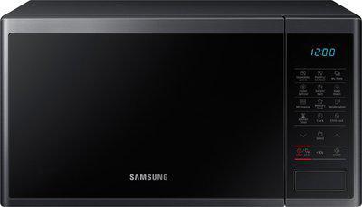 Samsung 23 L Solo Microwave Oven(MS23J5133AG/TL, Black)