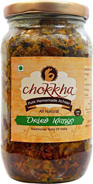 chokkha Dried Mango Pickle(200 g)
