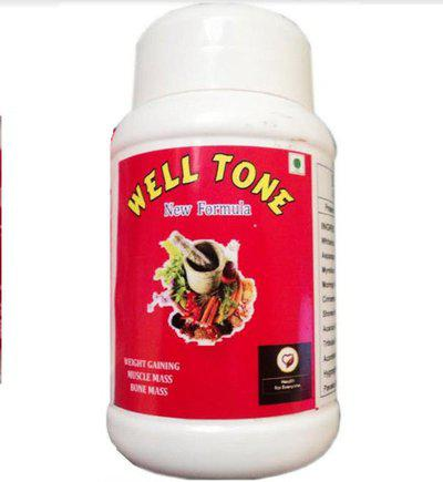 BIOMED WELL TONE Weight Gainers/Mass Gainers(0.5 g, Unflavored)