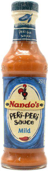 Nando's Peri-Peri Sauce Mild - 250g Sauce(250 g)