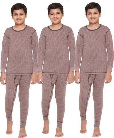 Vimal Jonney Top - Pyjama Set For Boys(Multicolor, Pack of 6)