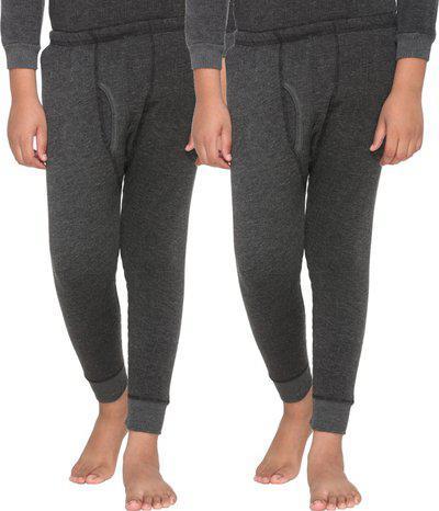 Vimal Jonney Pyjama For Boys(Black, Pack of 2)