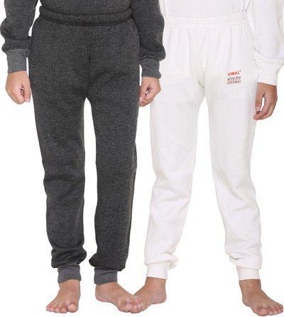 Vimal Jonney Pyjama For Girls(Multicolor, Pack of 2)