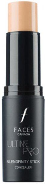 Faces Ultime Pro Blend Finity Stick, Light 01, Beige Concealer(Light 01, Beige, 10 g)