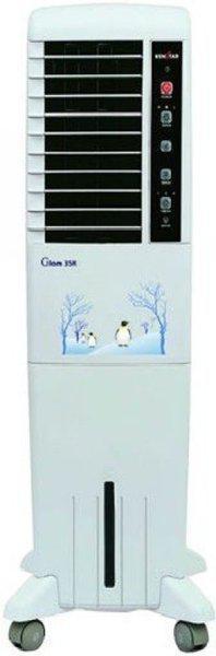 Kenstar 35 L Tower Air Cooler(White, GLAM 35 R)