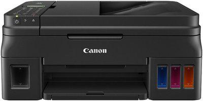 Canon Pixma G4010 All in One Inkjet Printer Multi-function WiFi Color Printer(Black, Ink Tank)
