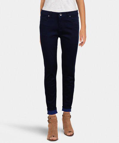 United Colors of Benetton Skinny Women Blue Jeans