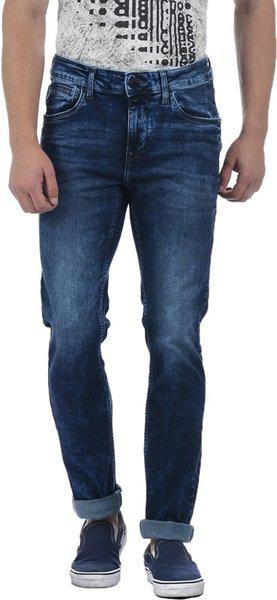Flying Machine Men Blue Slim Fit Jeans
