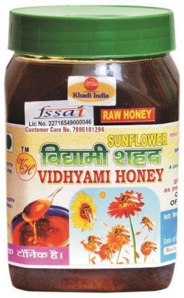 VIDYAMI SUNFLOWER RAW HONEY(500 g)
