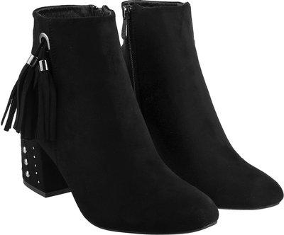 Metro Awesome Boots For Women(Black)