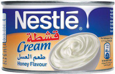Nestle Cream, Honey Flavour - 175g Milk Substitutes Powder(175 g)
