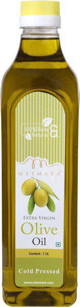 Mesmara Extra Virgin Olive Oil Olive Oil Plastic Bottle(500 ml)